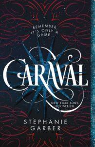 Legendary by Stephanie Garber book cover