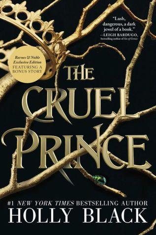 The Cruel Prince Book Review
