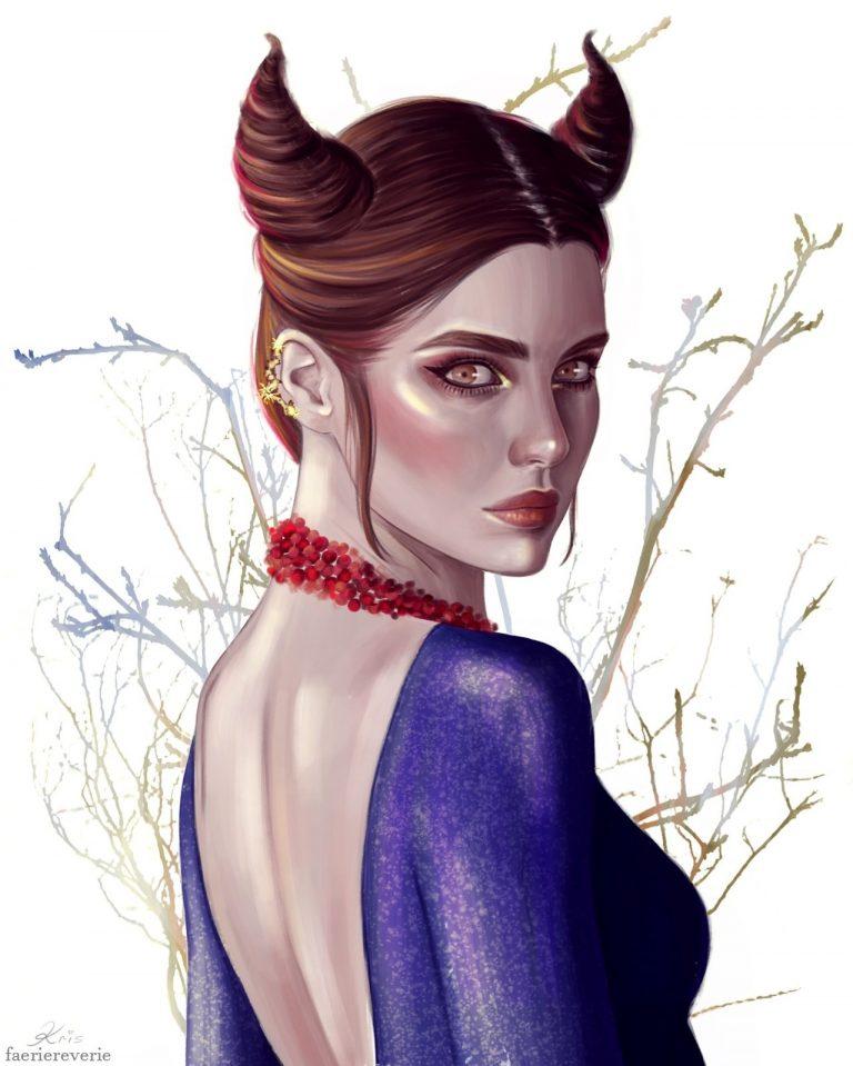 Jude Duarte from The Cruel Prince