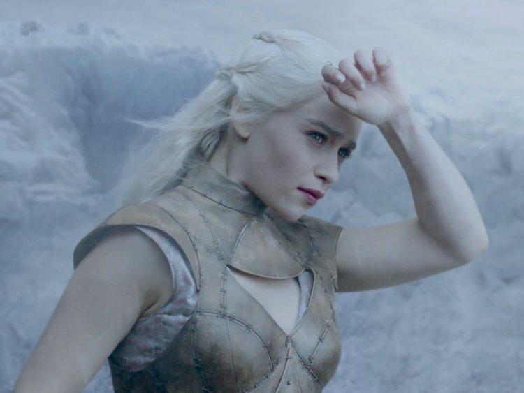 Game of Thrones Queen of Dragons