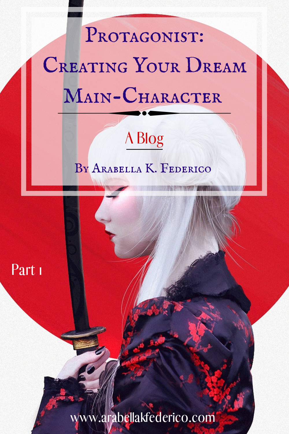 Writing your Dream Protagonist