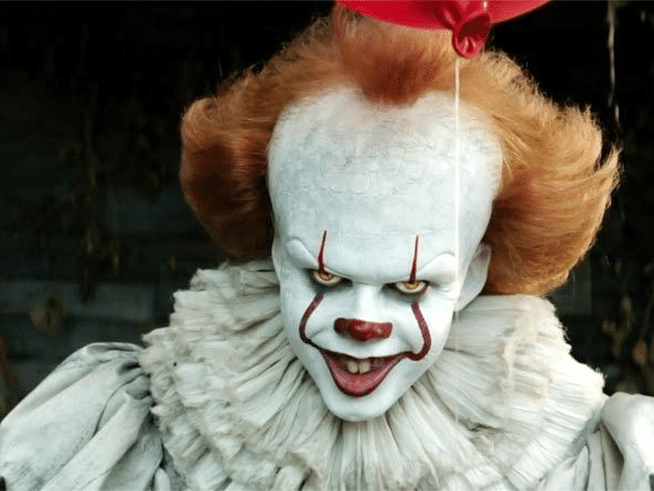 Pennywise IT Chapter 1 IT Chapter 2