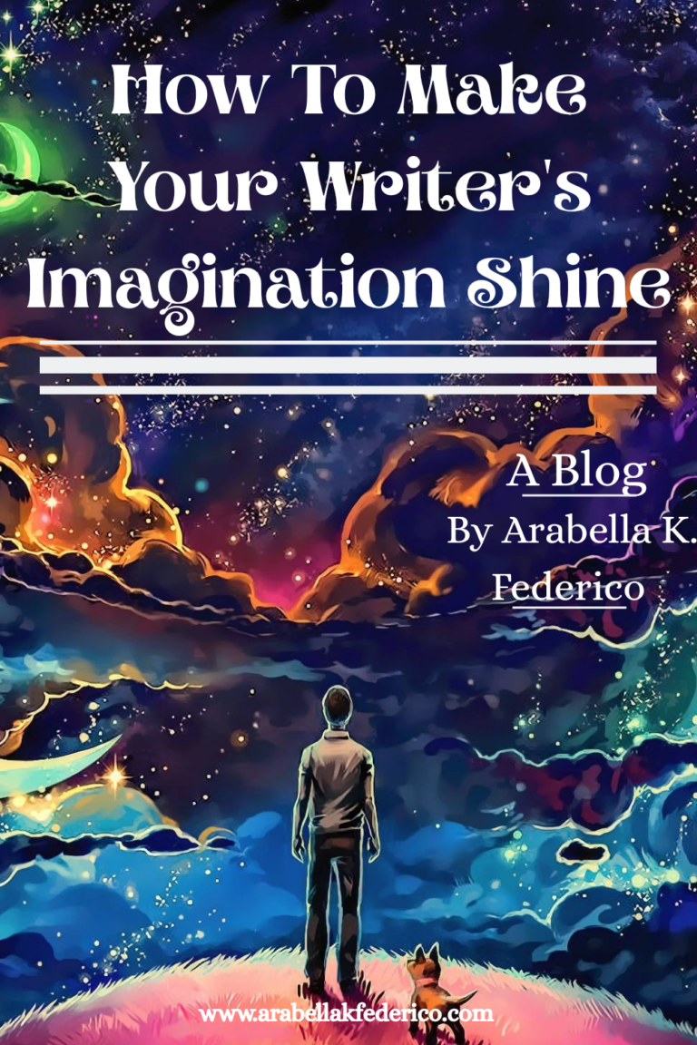 How To Boost Your Writer's Imagination