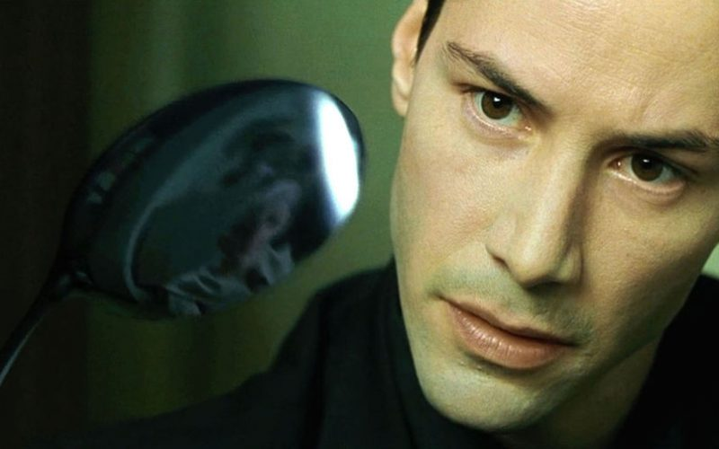 Neo from The Matrix